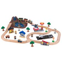 Ens. Bucket Top Mountain Train de Kidkraft