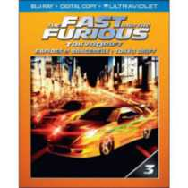 The Fast And The Furious: Tokyo Drift (Blu-ray + Digital Copy + UltraViolet) (Bilingual)