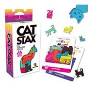 Brain Wright Cat Stax - Le Casse-tête Parfait