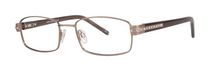 Sophia Loren M271 Women's Natural Eyeglass Frame