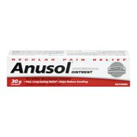 ANUSOL® Regular Pain Relief Ointment