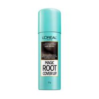 L'Oreal Paris Root Cover Up Temporary Grey Concealer Spray Dark Brown