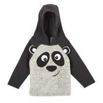 George Toddler Boys' Popover Character Hoody 3T