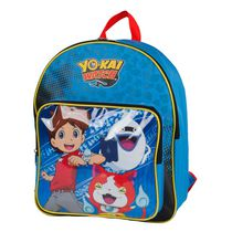 Yo Kai Watch Front Zippered 1 Pocket Backpack