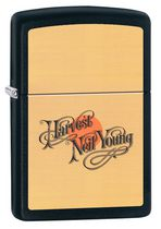 Zippo Neil Young Windproof Lighter - Harvest