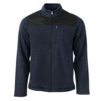 George Men's Fleece Jacket Navy S