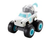 Fisher-Price Nickelodeon Blaze and the Monster Machines Knight Truck Toy Vehicle