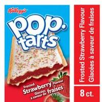 Kellogg's Frosted Strawberry Pop Tarts