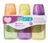Parent's Choice BPA free 5oz Bottles