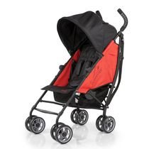 Summer Infant 3D Flip Convenience Stroller Black/Red