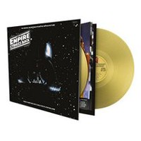 Star Wars: Episode V - The Empire Strikes Back (Limited Edition Gold-Coloured Vinyl)