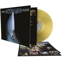Star Wars: Episode VI - Return Of The Jedi (Limited Edition Gold-Coloured Vinyl)