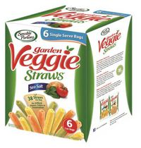 Sensible Portions Garden Veggie Straws Multi Pack