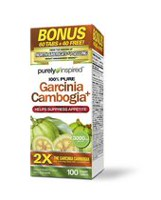 Purely Inspired Garcinia Cambogia+ Veggie Tablets