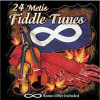 Various Artists - 24 Metis Fiddle Tunes