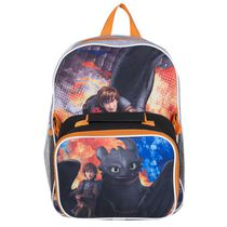 How to Train Your Dragon Backpack with Lunch Kit