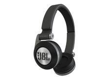 JBL E40BT On-Ear Bluetooth Headphones with ShareMe music sharing Black