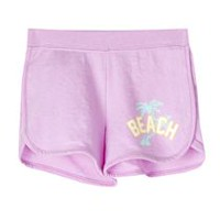 George Girls' Graphic Dolphin Shorts XS