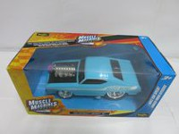 Maisto-1:24 Muscle Machines Garage - 1969 Chevrolet® Chevelle™ SS™