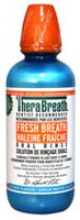 TheraBreath Oral Rinse Icy Mint Mouthwash