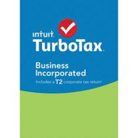 TurboTax Business Incorporated 2016, English Only