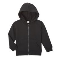 George Toddler Boys' Fleece Hoody Black 3T