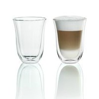 De'Longhi Latte Double Wall Thermal Glasses