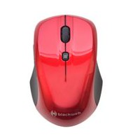 blackweb Wireless BlueTrace Mouse Red
