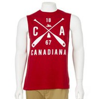 Canadiana Men's Muscle Shirt S