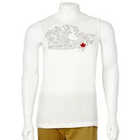 Canadiana Men's Muscle Shirt L