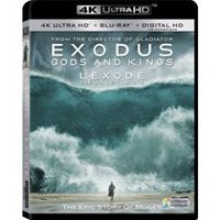 Exodus: Gods And Kings (4K Ultra HD + Blu-ray + Digital HD) (Bilingual)