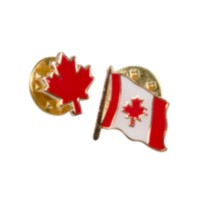 Northern Traveller Canadian Lapel Pins
