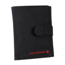 Air Canada RFID Blocking Airport ID & Ticket Wallet