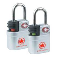 Air Canada Indicator TSA Lock