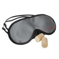 Air Canada Eye Shades and Ear Plugs