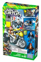 Mega Bloks Teenage Mutant Ninja Turtles - Bebop Moto Attack Building Set