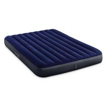 Intex 10in Queen Dura-Beam Series Classic Downy Airbed