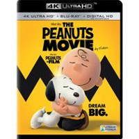 The Peanuts Movie (4K Ultra HD + Blu-ray + Digital HD) (Bilingual)