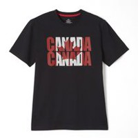 George Men's Canada Day Tee L
