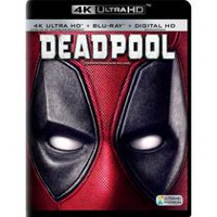 Deadpool (4K Ultra HD + Blu-ray + HD Numérique) (Bilingue)
