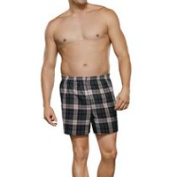 Fruit of the Loom Big Man Boxers Pack of 3 5XL