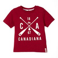 Canadiana Toddler Boys' Graphic Tee 3T