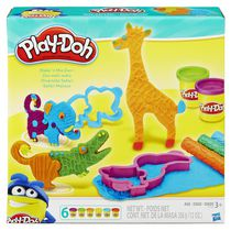 Play-Doh Make 'n Mix Zoo Playset