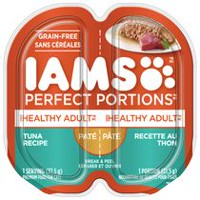 IAMS® Perfect Portions® Pate Healthy Adult™ Tuna Recipe