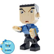 Mega Bloks Kubros Star Trek Spock Buildable Figure