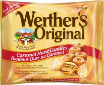 Werther's Original Hard Caramels Candies