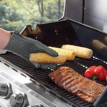 Gants de chef en silicone pour le barbecue