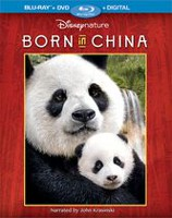 Born In China (Blu-ray + DVD + Digital HD)