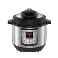 Instant Pot Luxe 6-in-1 Multi-use Programmable Electric Pressure Cooker