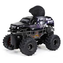 New Bright Monster Jam 1:43 Mohawk Warrior Radio Control Monster Truck Toy